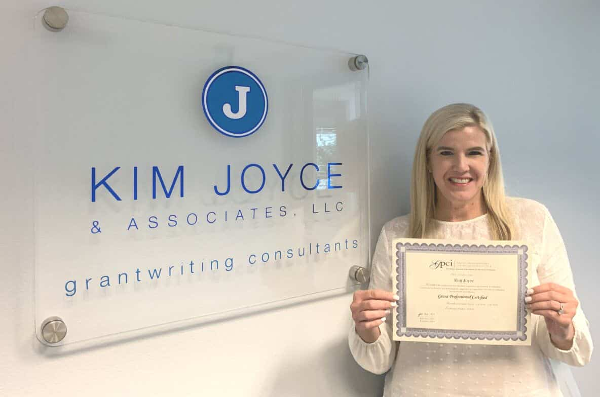 kim joyce grantwriting consultants